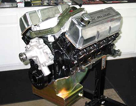 Advanced Engine Performance - Ford Cleveland and Windsor