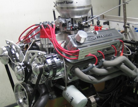 Advanced Engine Performance - Ford Cleveland and Windsor High