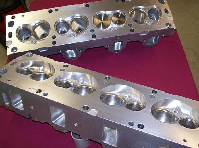 Cylinder Heads - Advanced Engine Performance